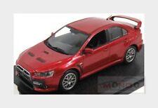 Mitsubishi Lancer Evolution X 2008 Red Met VITESSE 1:43 VE29295L Model