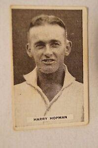 Collectable-Vintage-1933-Scarce Sweetacres Card - Tennis - Harry Hopman