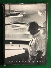 Eero Saarinen On His Work Revised Edition Yale University 1968