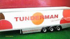 Corgi Heavy Haulage Modern Trucks Tunderman Fridge Trailer Only 1/50
