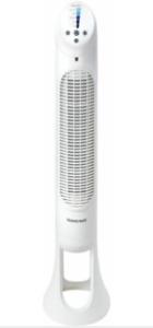 "Honeywell Whole Room 40"" Tower Fan QuietSet 5"