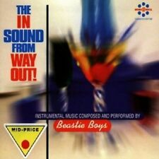 BEASTIE BOYS - THE IN SOUND FROM WAY OUT  CD 13 TRACKS MAINSTREAM R&B/SOUL NEW+