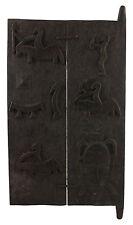 Porte de Grenier Senoufo 69x38 cm Art africain-Afrique Ouest Dogon 16513