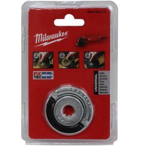 Milwaukee Fixtec Schnellspannmutter für Winkelschleifer M14 max. 150mm