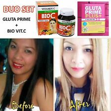 GLUTA PRIME 2000000 mg + Bio Vit.C Perfect Whitening Anti-Aging Glutathione New
