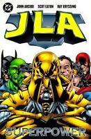 JLA Superpower Comic Book 1999 - DC
