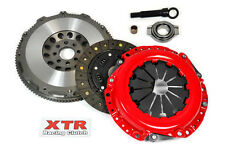 XTR STAGE 2 CLUTCH KIT+RACE LIGHT FLYWHEEL 200SX NX SENTRA 2.0L SR20DE G20 109RG