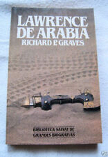 Grandes Biografías LAWRENCE DE ARABIA - RICHARD GRAVES