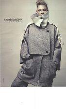 PUBLICITE ADVERTISING 2009 JEAN CHARLES DE CASTELBAJAC haute couture