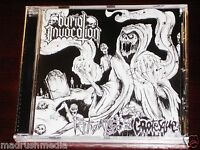 Burial Invocation: Rituals Of The Grotesque EP CD 2010 Dark Descent DDR004CD NEW