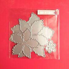 Stanzschablone Metall stanzen papier blume scrapbooking