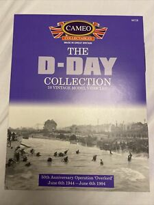 The D-Day Collection By Cameo Collectables 10 Vintage Model Vehicles