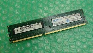 4GB Spectek ST51264BA1339.16FMR PC3-10600U DDR3 Non-ECC Desktop Memory RAM