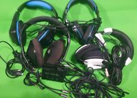 Turtle Beach Ear Force X11 Gaming Headset Rig XBOX PC lot Sades5 Dss Beexcellent