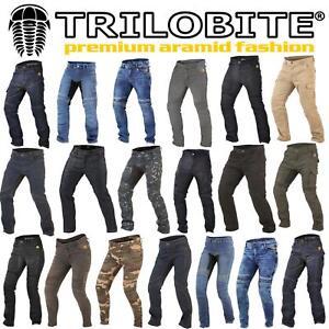 Trilobite Motorrad Hose Jeans Bekleidung Parado Micas Urban Dual Pants Acid