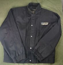 Vintage Alpine Stereo Service Jacket 80's style Classic and RARE old school amps