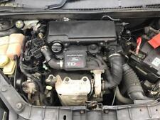 Ford Fiesta 1.4TDCI F6JA Engine Complete Dressed only 83k + Warranty