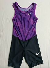 Nike Pro Elite 2015 Men large speedsuit new track and field new