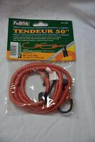 World Famous #2106 shock cords 50 inches ( 1 per package ) orange (store#bte25)