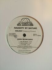 """Naughty By Nature - Holiday - 12"""" Vinyl Record - 1999 - LP"""