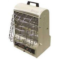 NEW TPI CORP 198TMC 120 VOLT RADIANT ELECTRIC HEATER 5120 BTU FAN FORCE 6110571
