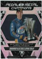 2019 Panini Victory Lane Racing Pedal to the Metal #82 Brad Keselowski