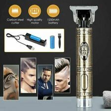 Kemei Electric Hair Clipper Pro Li Liner Groomi Cordless Cutting T-Blade Trimmer