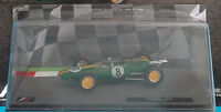 "DIE CAST "" LOTUS 25 - 1963 JIM CLARK "" FORMULA 1 COLLECTION 1/43"