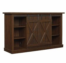 Rustic TV Stand Console Up To 60