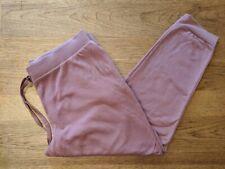 Victoria's Secret Sport Mauvelous X-Large Fleece Slouchy Jogger Sweatpant VS