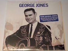 """GEORGE JONES - UNITED ARTISTS RARITIES, OVS10-33 OMNIVORE 10"""" EP SEALED"""