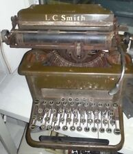 LC SMITH SILENT  OLD TYPEWRITER MACCHINA PER SCRIVERE NO OLIVETTI