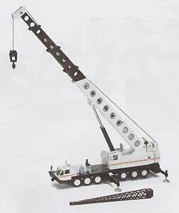 NZG152/02 - Grue GROVE TM 1500 Blanc - Série Spéciale à 200 exemplaires -  -