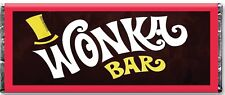 1 Wonka Chocolate Bar Replica With Golden Ticket 100gram Bar hand made