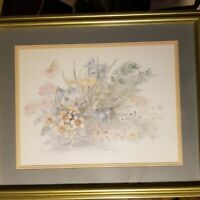 Mary Vincent Bertrand Framed Limited Edition Signed Numbered Print 1690/1900