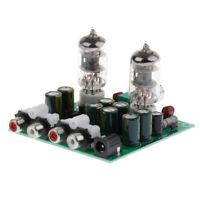 6J1 Valvola Pre-amp Tubo Audio Stereo PreAmplificatore Bordo Kit DIY
