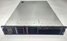 HP ProLiant DL380 G6 Intel Quad Core Xeon E5504 2GHz 4x 146GB 12GB RAM p410iraid
