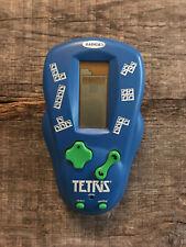 Vintage 2000 Radica Tetris Handheld Electronic Game Working Tested