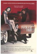 FEDERAL HILL MOVIE POSTER Original SS 27x40 One Sheet 1994 JASON ANDREWS