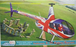 Robinson R-44 Astro / Raven , 1:72, Stransky, Plastic, Novelty