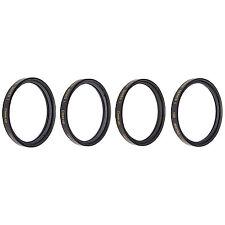 Vivitar 46mm 4pc HD Macro Close-UP Lens Filter Set +1 +2 +4 +10