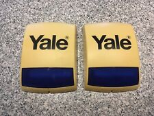 Pair of used Yale HSA6400 Sirens