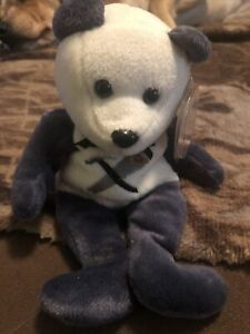 "Celebrity Bear Star #21 JC Bears  ABC TIM ALLEN Tool Time  8""  1998"