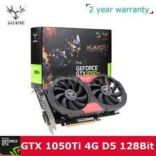 4GB NVIDIA GeForce GTX 1050Ti 4096M GDDR5 PCI-E 3.0 Gaming Video Graphics Card