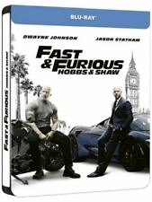 Fast & Furious Presents: Hobbs & Shaw Limited Edition SteelBook Import