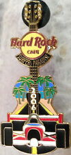 Hard Rock Cafe SURFERS PARADISE 2006 INDY RACING RACE CAR GUITAR PIN HRC #38903