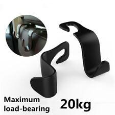 Universal Car Back Seat Headrest Hook Hanger for Bag Coat Purse Organizer Holder