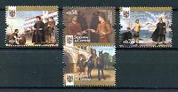 Portugal 2016 MNH Postal Service 500 Years 4v Set Ships Horses Stamps