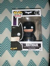 The Dark Knight Trilogy Batman Pop VAULTED With Protector