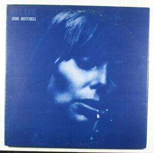 JONI MITCHELL Blue NEAR MINT VINTAGE REPRISE RECORDS VINYL ALBUM